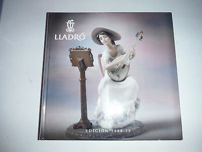 Hardcover Book: LLADRO-EDICION 1998-99 (Edition 1998-1999) Reference Catalog