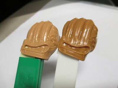 PEZ BASEBALL GLOVE 1960s color variation,believed to be only one known