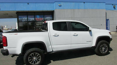 "2017 Chevrolet Colorado 4WD Crew Cab 128.3"" ZR2 HARD TO FIND COLORADO ZR2 BANK REPO LIKE NEW LOW MILES 4X4"