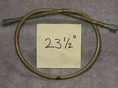 "Schwinn Sting-Ray Krate 23½"" Huret Bicycle Speedometer Bike Speedo Drive Cable"