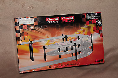 Carrera 61642 3D Support System, For use only with GO!!! and Digital 1/43 7242