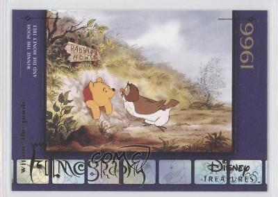 Trading Card Singles 2004 Filmography #wp6 Winnie The Pooh And Honey Tree Non-sports Card 0b6 Collectibles