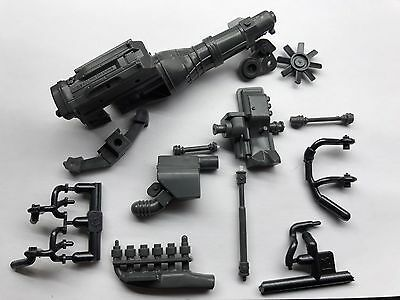 1/24 Nissan RB26DETT Engine Kit Resin, (Skyline R32, R33, R34)