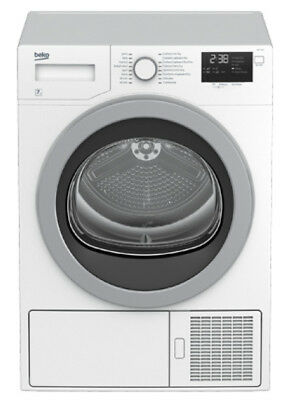 Beko 7kg Sensor Controlled Heat Pump Dryer - DPE7400*Money Back Guarantee*