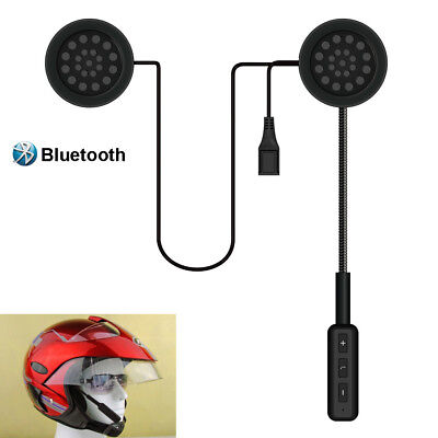 Motorcycle Helmet Speakers Bluetooth Headset Communication Systems For Motorbike
