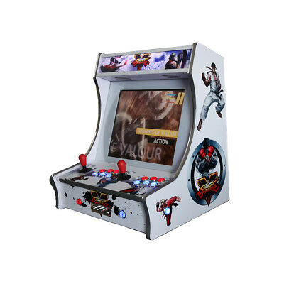 Retro Mame Bartop Arcade Machine 6000+ Games
