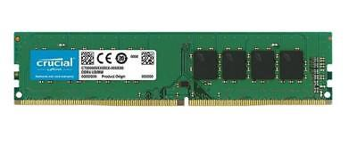 Crucial MEMORIA DDR4 4 GB PC2133 MHZ (1X4) (CT4G4DFS8213) (0000035944)