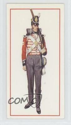 1976 Tobacco Base #19 First Regiment of Foot Guards Corporal 1815 Card 1i3