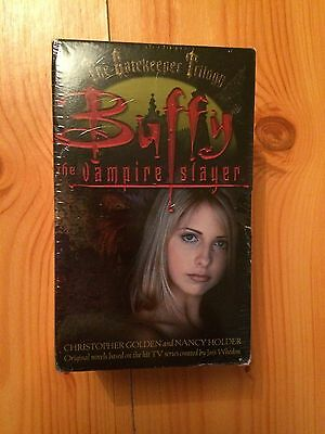 Buffy the Vampire Slayer: The Gatekeeper Trilogy New and Sealed