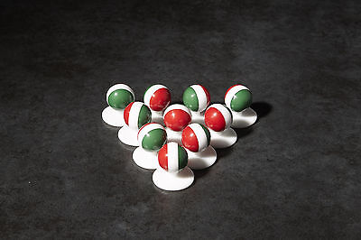 Italian chef buttons jacket brand new set of 10 cheap buy it now
