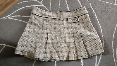 size 12 fred perry skirt