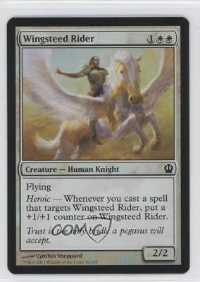 4 Wingsteed Rider ~ White Theros Mtg Magic Common 4x x4