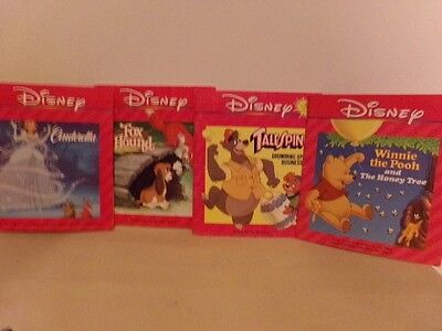 Disney Read Along Story Books