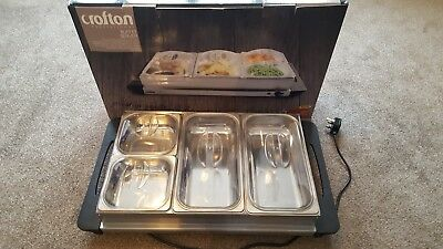 Crofton Buffet Server/food Warmer