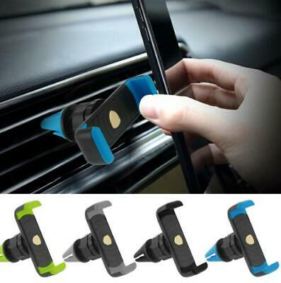 360° Rotating Car Air Vent Mount Cradle Holder Universal For Mobile Phone GPS