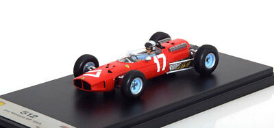1:43 Look Smart Ferrari 1512 GP Monaco Bandini 1965