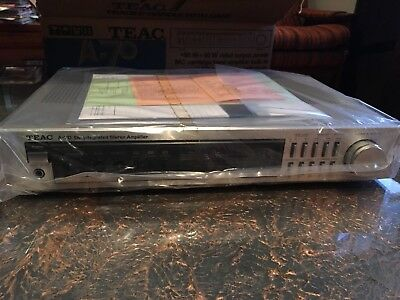 Vintage Teac A70 Stereo Amplifier Brand New In Box! Made In Japan!