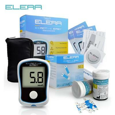 Blood Glucose Meters Diabetics Test Glycuresis Monitor Blood Glucometer Tester