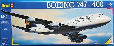 Revell 1:144 Boeing 747-400 Kit No. 04219 *RARE Decal Sheet for ELAL old colors*