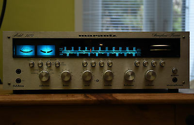 Marantz 2270 serviced and recapped vintage receiver amplifier