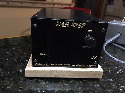 Esoteric Audio Research, EAR 834p moded