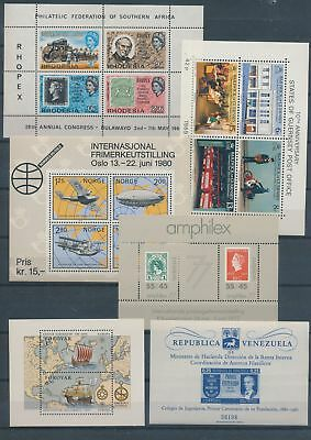 XA79248 Europe transport nice lot of fine sheets MNH