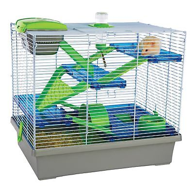New Small Rat Ferret Cage Chinchilla Hamster House Pet Cage Extra Large UK Fast