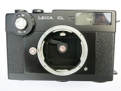 Leica M CL. Wie neu. Like new. Superschön. Almost too beatiful to be sold.