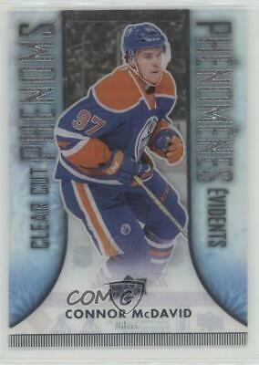 2016 Upper Deck Tim Hortons Collector's Series #CC-6 Connor McDavid Hockey Card
