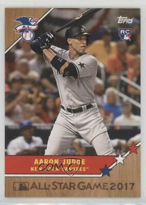 2017 Topps On Demand 1 Aaron Judge New York Yankees Rookie Baseball Card