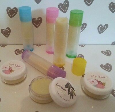 100% Natural Lip Balm Homemade