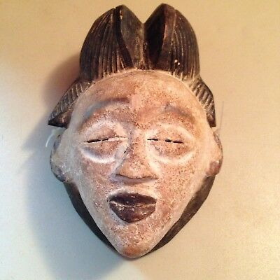 19th Century African Punu Female Mask