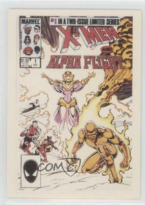1991 Marvel 1st Covers Series 2 #35 X-Men and Alpha Flight (Limited Series) 1w9