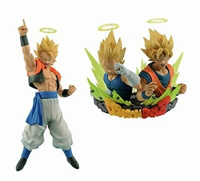 Dragon Ball Z Com: Figuration GOGETA [vol.1, vol.2 set] Banpresto prize figure