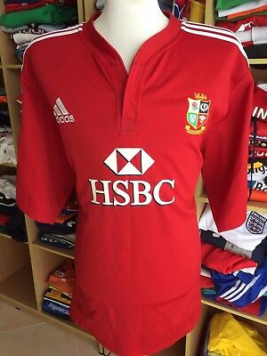 Rugby Shirt British & Lions 2009 (3XL) South Africa Tour Adidas Jersey Maglia