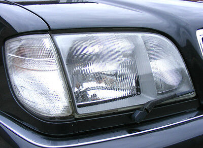 Mercedes  W140 Driver Side Headlamp