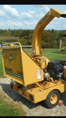 Vermeer Chipper BC625 **ONLY 139 HOURS***