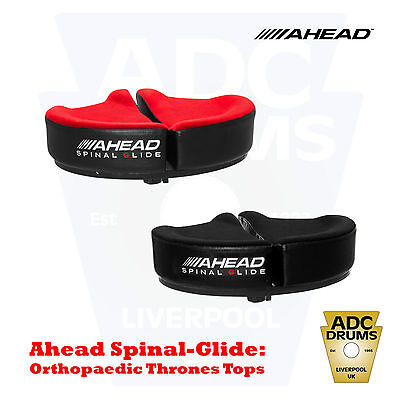 Ahead Spinal-G/Spinal Glide Motorcycle Drum Throne Top ONLY (Orthopaedic Stool)