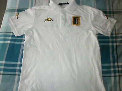 Italy   Football  Polo  Shirt - Size  X Large