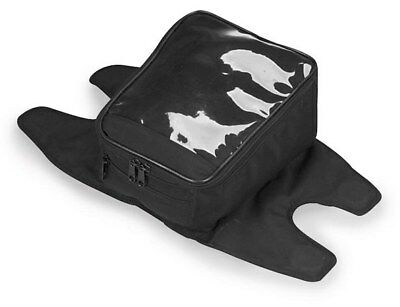 Dowco Rally Pack Magnetic Mount Tank Bag Black