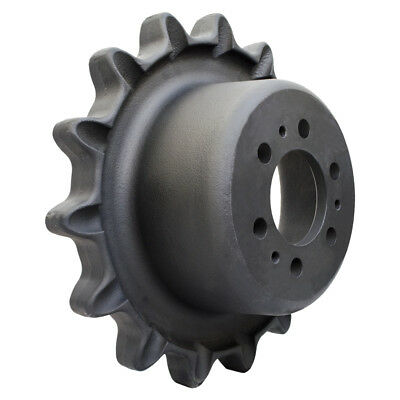 Prowler Bobcat T190 Sprocket  - Part Number: 7165111 - 6 Hole 15 Tooth