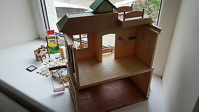 Sylvanian Families School  set and accessories