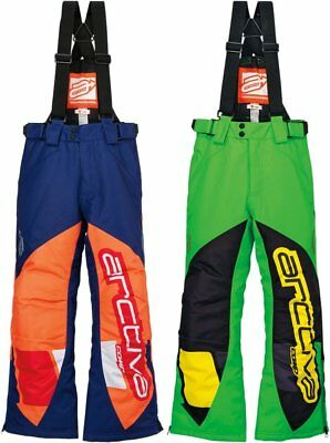 Arctiva Youth Boys Comp Insulated Bib Snowmobile Pants