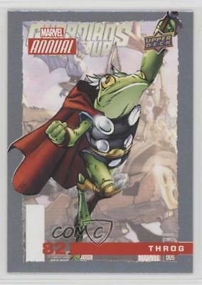 2016 Upper Deck Marvel Annual #82 Throg Non-Sports Card 0p3
