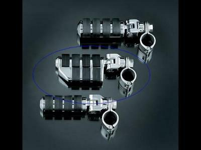 Kuryakyn Dually ISO Pegs With Clevis and Clamps