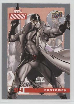2016 Upper Deck Marvel Annual #94 Fantomex Non-Sports Card 0p3