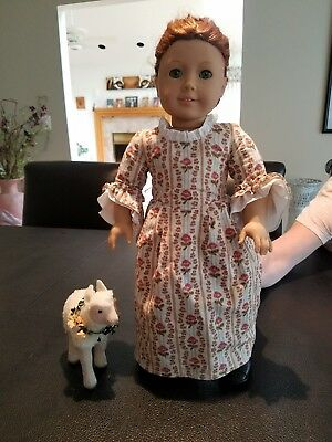 Dolls & Bears Dolls, Clothing & Accessories Felicity Colonial Underwear Set Lamb Silver Choc Pot 7 Outfits Sampler Book
