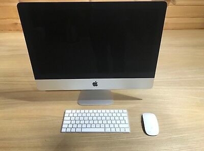 Apple iMac 21.5, Late 2013. 3.1GHz i7.16GB Ram 1.1Tb Fusion Drive. No Reserve