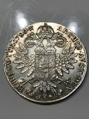 Alter Maria Theresia Taler / Silber / 1.Auktion