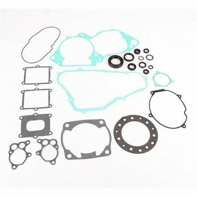 Moose Racing Comp Gasket Kit With Oil Seal for Honda CR-500R 90-01